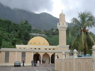 mezquita mahe