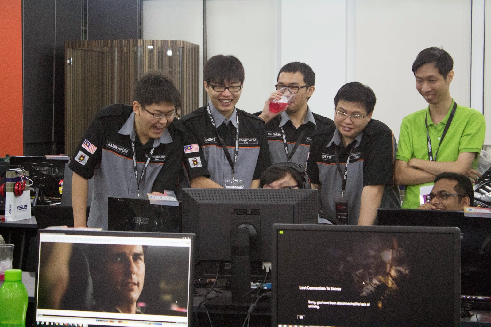 Coverage for ASUS LAN Party: DAY 1 61