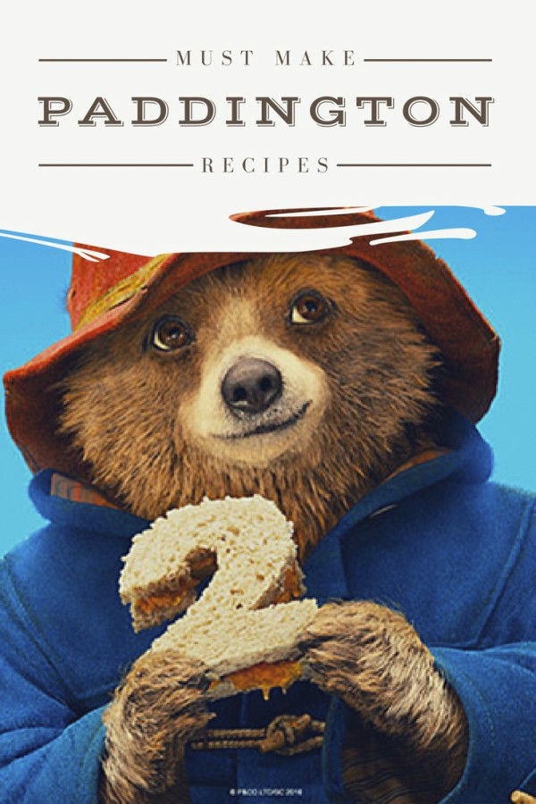 paddington recipes