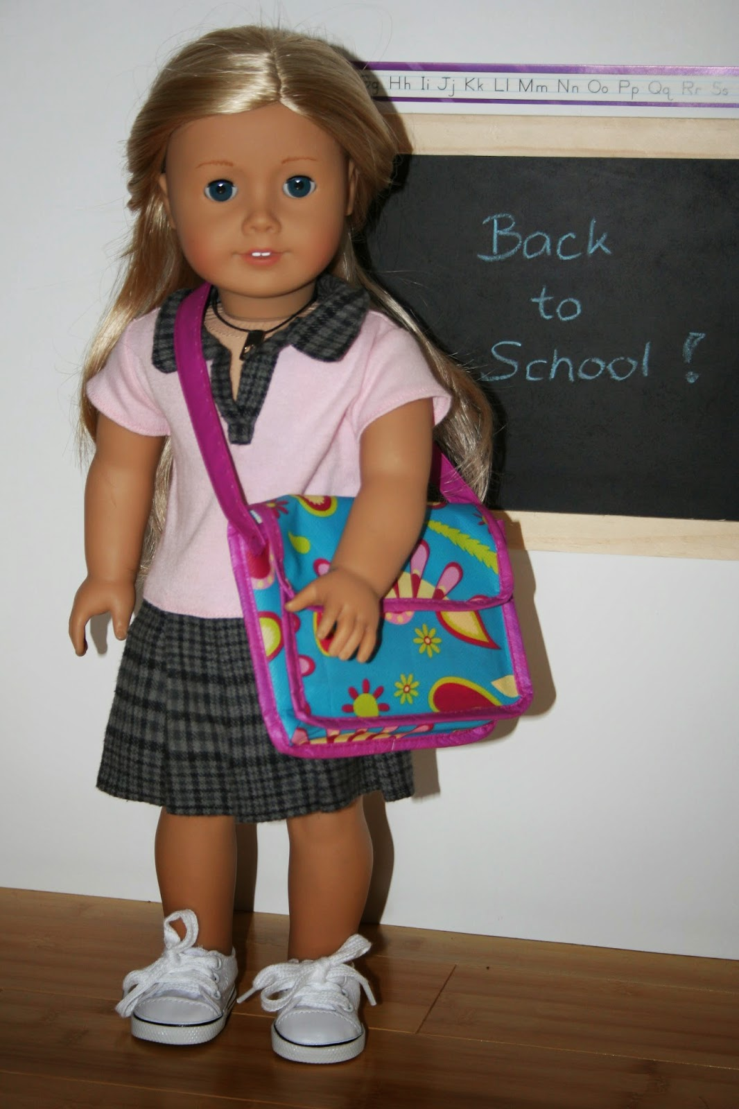Arts And Crafts For Your American Girl Doll Messenger