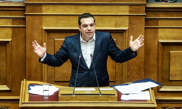 «Πέρασε» η ψήφος εμπιστοσύνης στην κυβέρνηση Τσίπρα - Τον στήριξαν οι «πρόθυμοι»