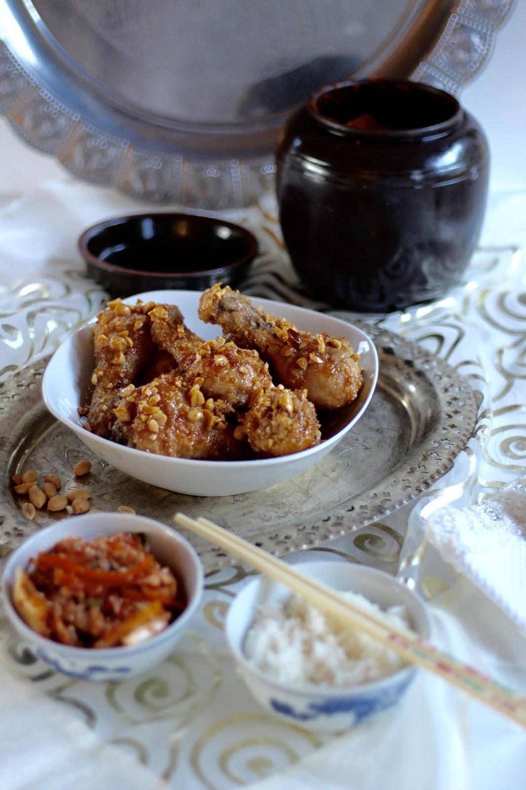 Crispy Corean Chicken - Rezept folgt!