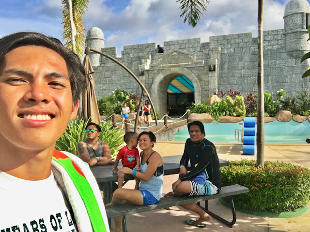 Seven Seas Attraction - Fuerte de San Agustin