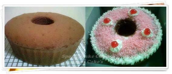 Resep Rainbow Cake Ncc Fatmah Bahalwan: Jihan Cake: Resep : Sponge Cake Coklat NCC