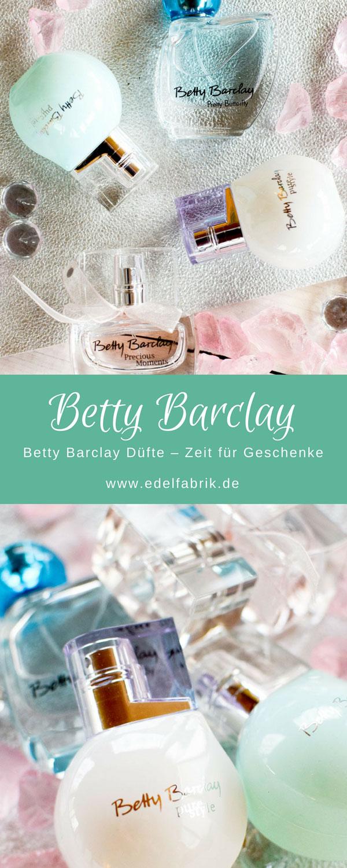 Betty Barclay Parfum, verschiedene Düfte von Betty Barclay