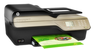 HP Deskjet Ink Advantage 4615 Printer Driver Download