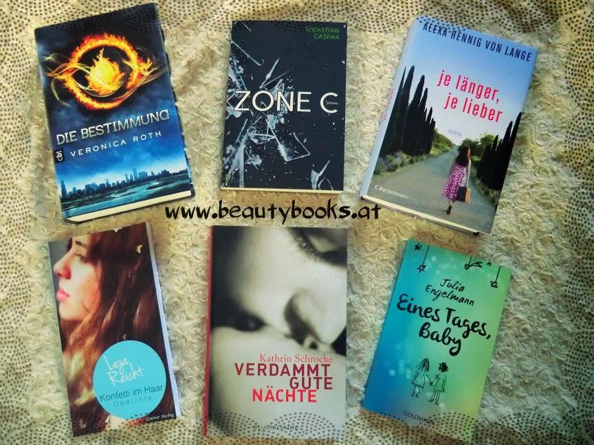 Beauty Books Juni 2014