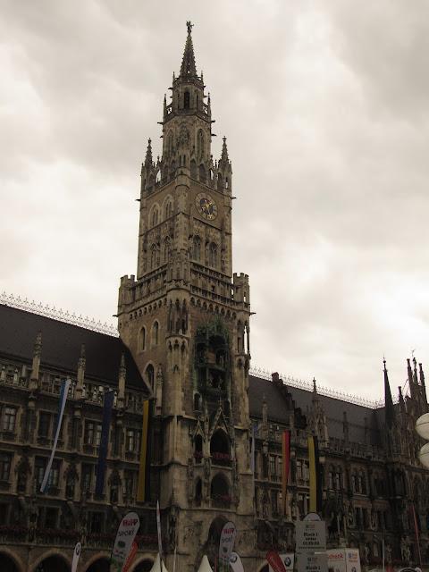 Nova Prefeitura O que ver em Munique