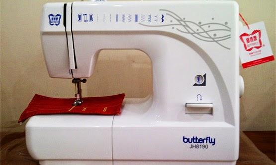 Daftar Harga Mesin Jahit Butterfly Baru Terlengkap