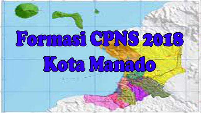 Inilah Alokasi Formasi CPNS 2018 dari BKN Manado