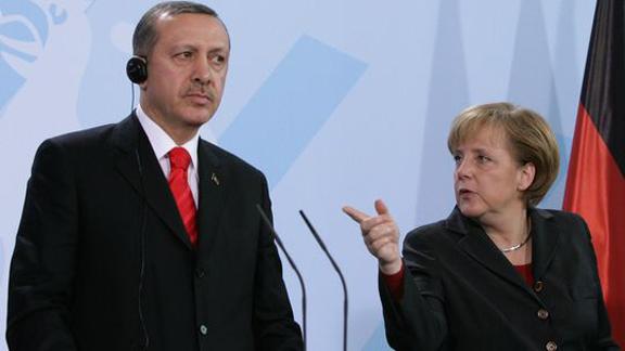 Alemania suspende sanciones a Turquía