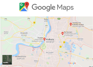Google has updated its maps