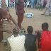 Robbers Got their Hairs shaved off after been caught in Kano