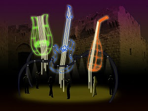 Festival delle luci di Gerusalemme
