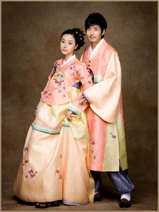 korean wedding dress traditional (Hanbok) | FASHION STYLE