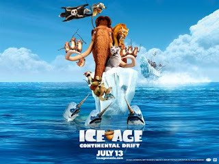 Ice Age Jorden Skakar Loss