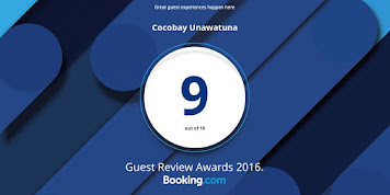 Booking.com Latest Rating - 9