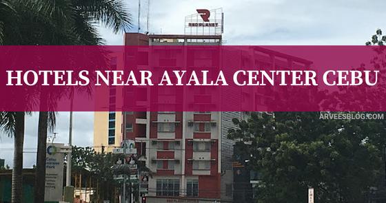 Hotels Near Ayala Center Cebu