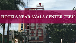 Hotels in Cebu Near Ayala Mall - Walking Distance