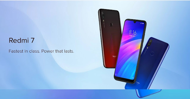 Xiaomi Redmi 7 Versão Global
