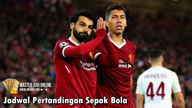 Jadwal Pertandingan Sepak Bola 28 - 29 April 2018