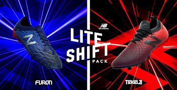 4a51bfa73 Limited Edition New Balance Lite Shift Boots Pack Released