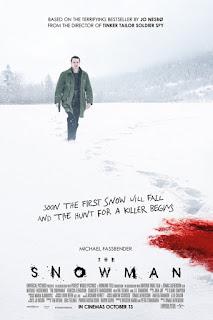 Film The Snowman (2017)
