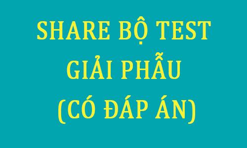 test trac nghiem giai phau hoc co dap an pdf - toi hoc y