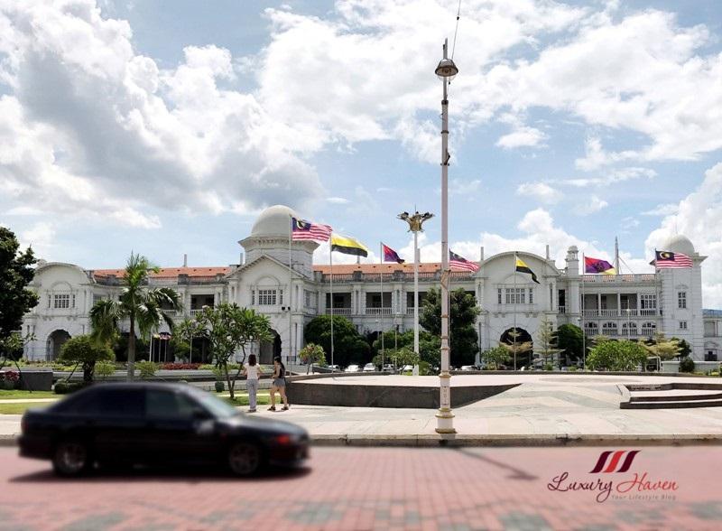 malaysia tourism perak ipoh railway station