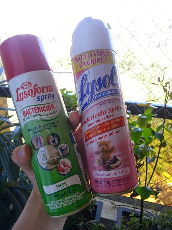 spray para chule