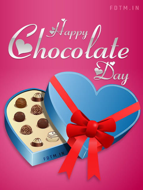 Chocolate Day Wallpapers Free Download - Happy Valentine Day