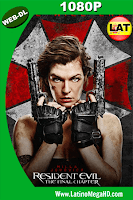 Resident Evil: Capítulo Final (2016) Latino HD WEB-DL 1080p - 2016