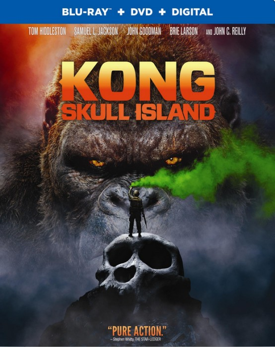 Action , Mystery , Science Fiction , Adventure , Suspense , Fantasy , Jordan Vogt-Roberts , Dan Gilroy, Max Borenstein, Derek Connolly , Movie , HD , 720p , 2017 , Kong: Skull Island