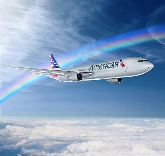 American Airlines celebra 15 años con la calificación perfecta en campaña de los derechos humanos