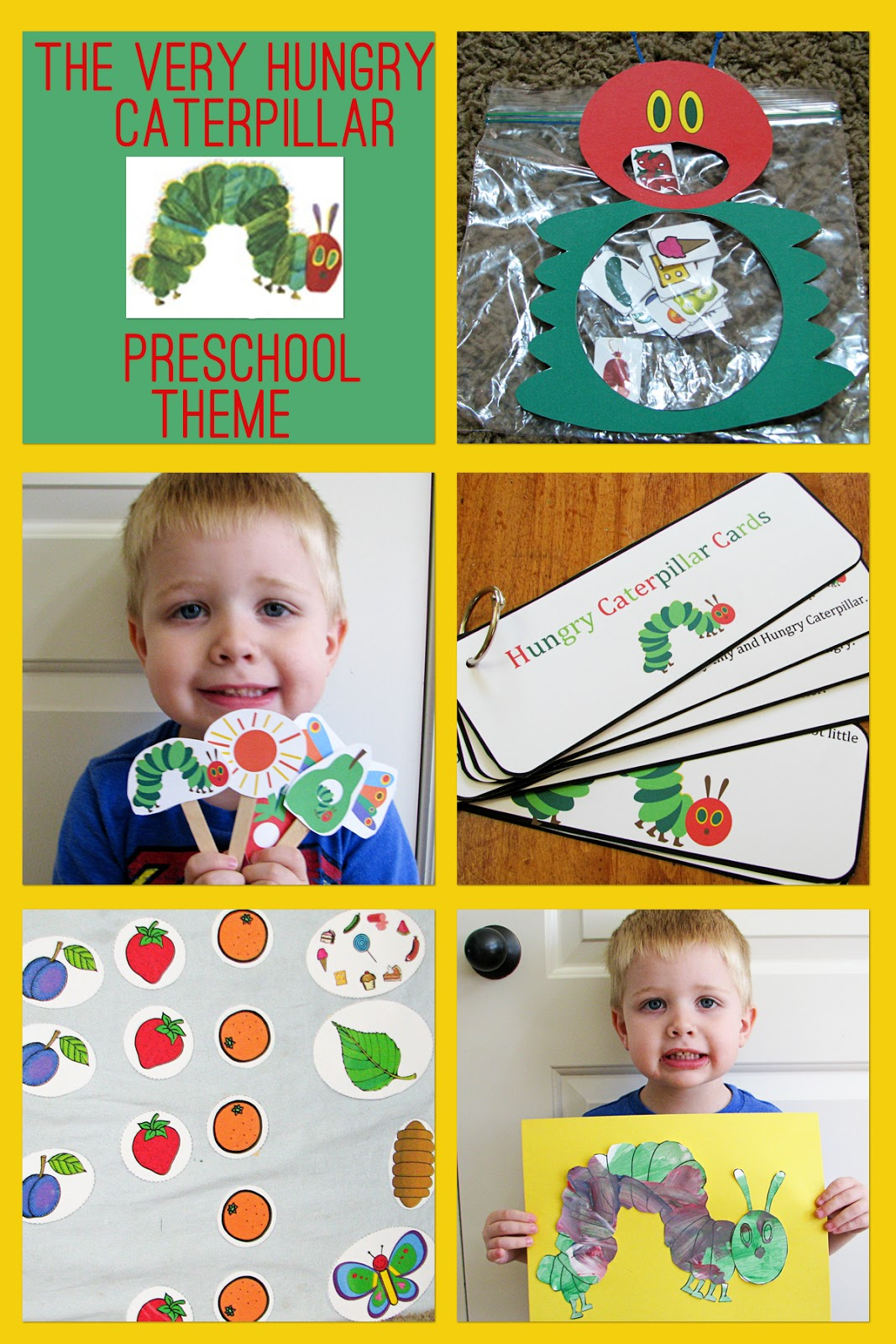 Mommy S Little Helper The Very Hungry Caterpillar