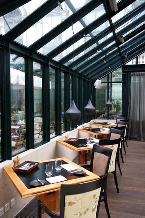 vienne clementine im glashaus palais coburg wiener restaurantwoche wien