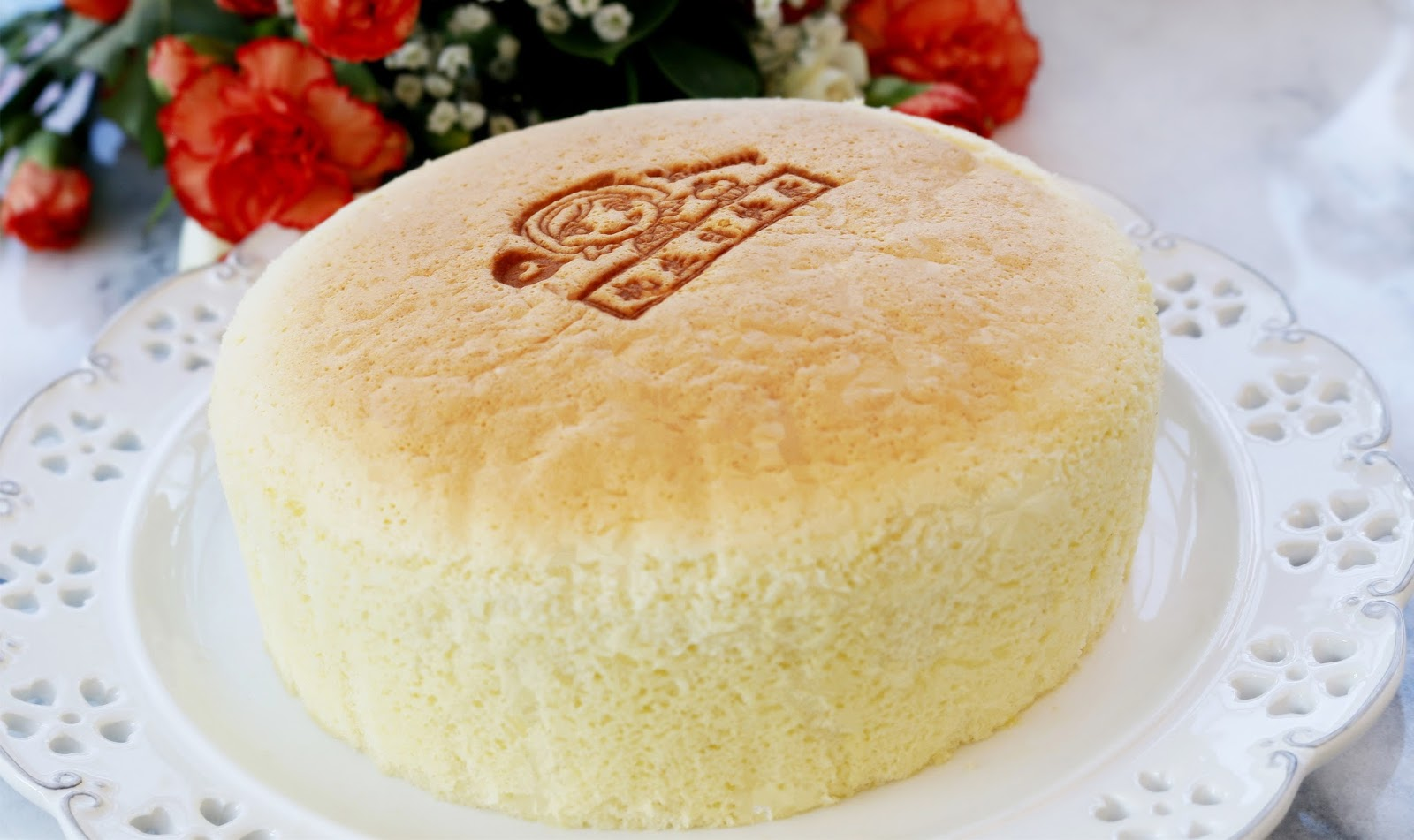 Sponge Cake Recipe For  Inch Round Tin