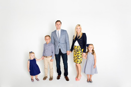 KRISTIN BREINHOLT PHOTOGRAPHY: The Barry Family