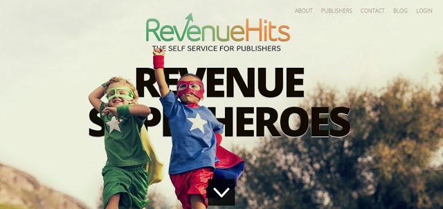 Revenuehits The best Google Adsense Alternatives 2017