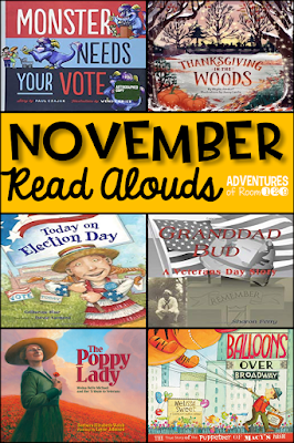 November Read Alouds