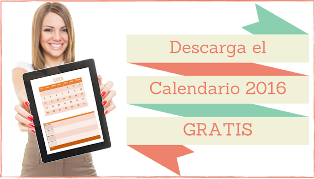 Descarga gratis el calendario de Marketing y Redes Sociales 2016