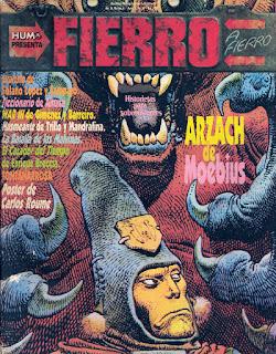 Revista Fierro Año 1 - Número 5