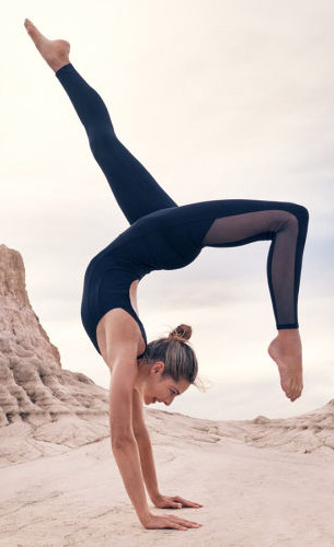 mono yoga H&M