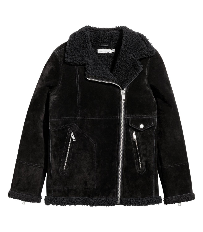 Buy H&M Suede Jacket
