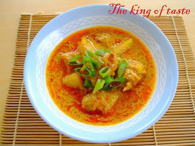 Resep Cara Membuat Kari Ayam Mudah dan enak