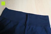 oben: Beauty SleepLeggings ALHENA - Anti-Cellulite Schlaf-Hose (3/4 Capri Leggings) mit hautpflegender und thermoregulierender Funktion für die Nacht