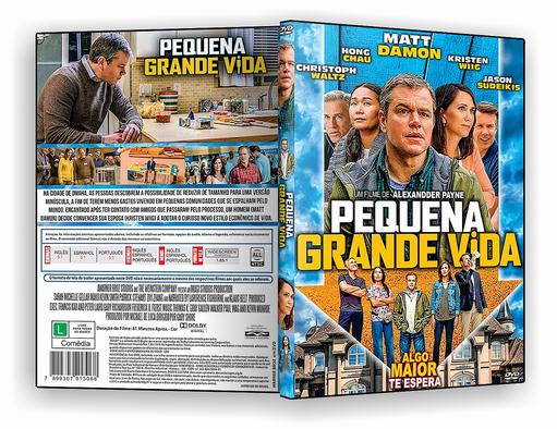 DVD – Pequena Grande Vida – ISO