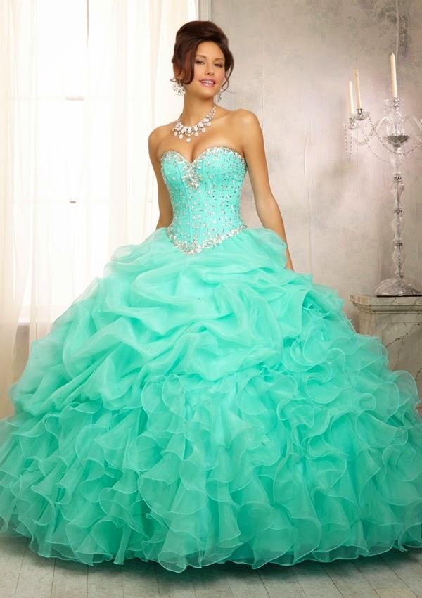 Imagenes de vestidos de fiesta de 15