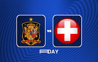 Spain vs Switzerland – Highlights