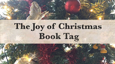 The Joy of Christmas Book Tag